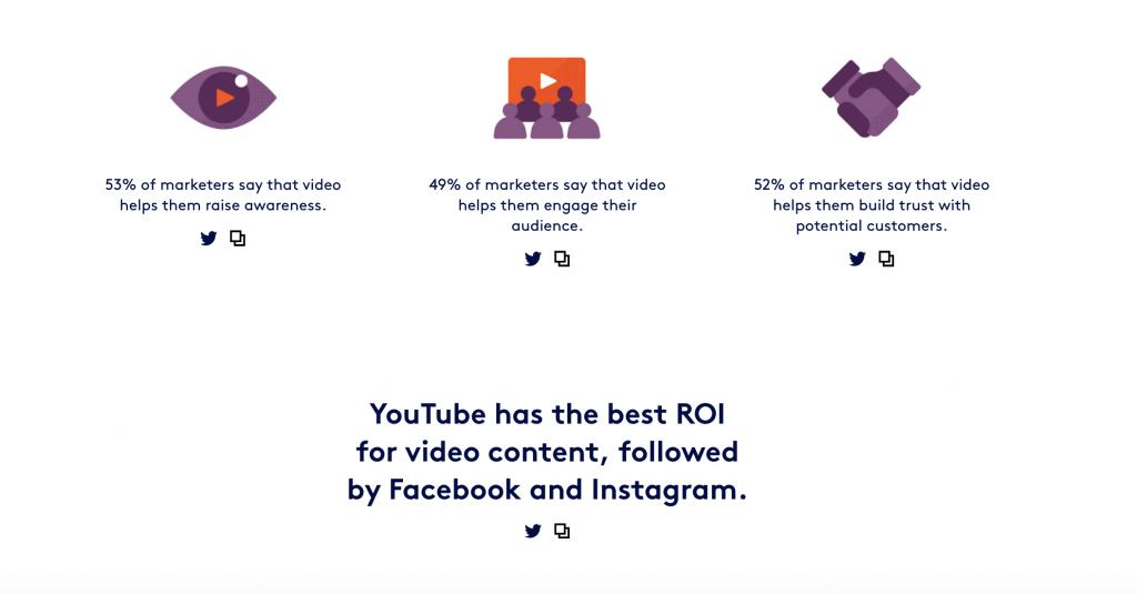 Video statistics 3