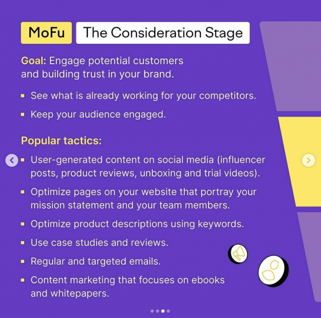 middle of funnel marketing digital strategy