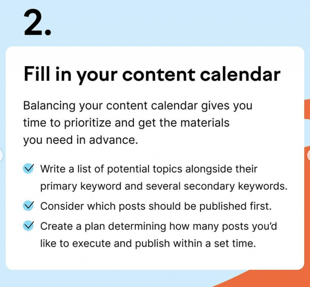 seo blog writing hack step by step 2