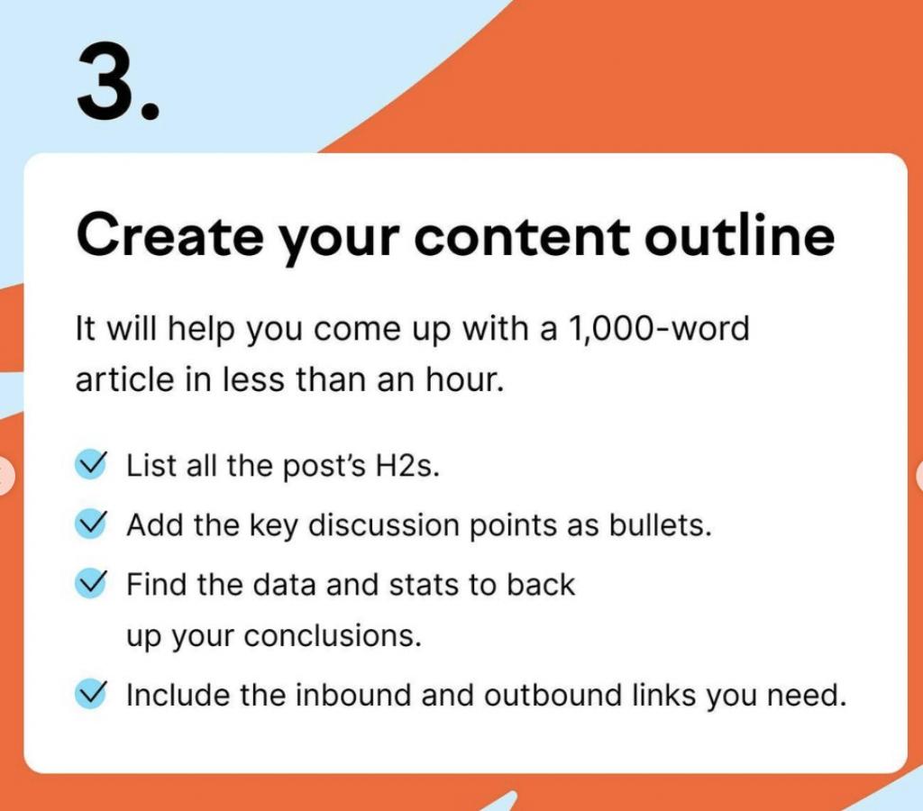 seo blog writing hack step by step 3