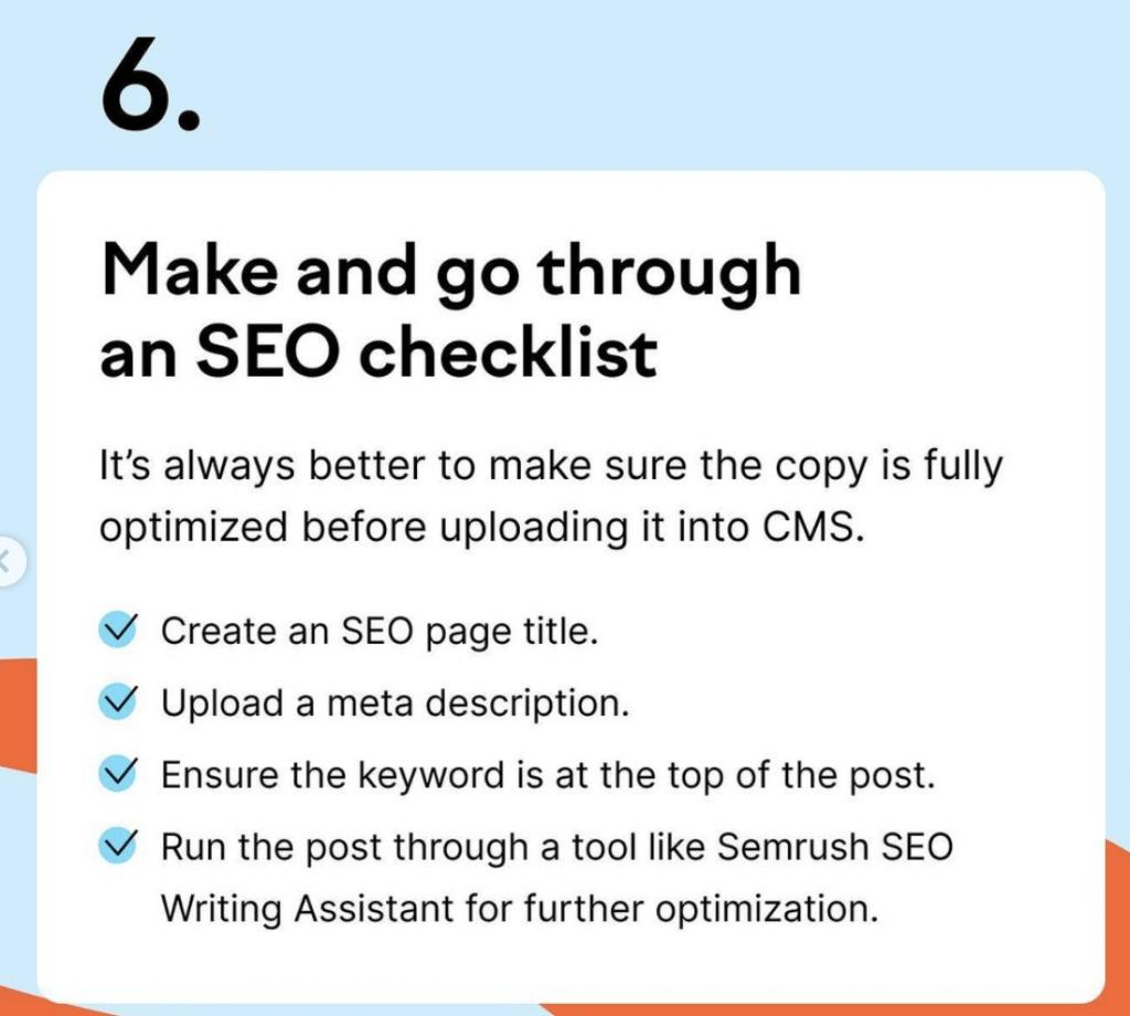 seo blog writing hack step by step 6